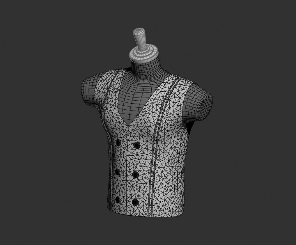 Моделирование одежды