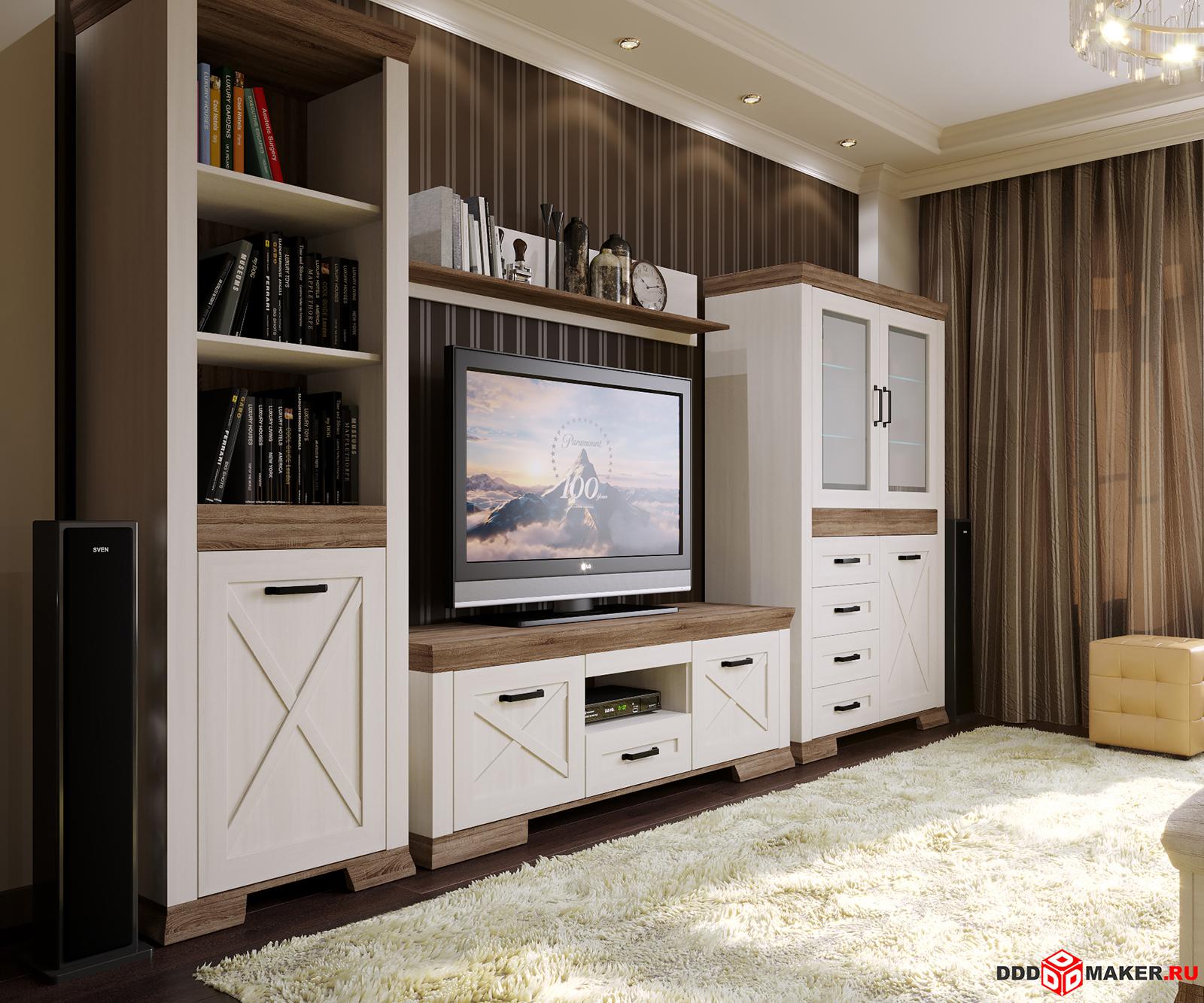 Визуализация мебели для каталога 7