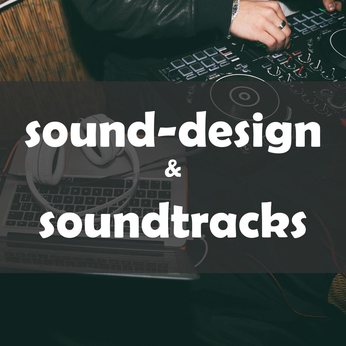 Саунд-дизайн и саундтреки