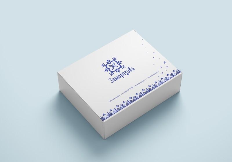 дизайн простой упаковки
