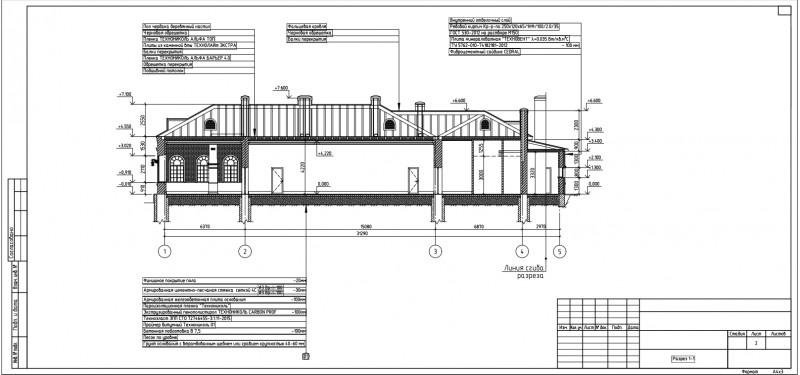 Реконструкция здания библиотеки
