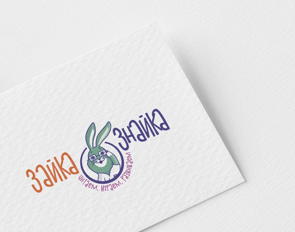 логотип для детского интелектуального клуба