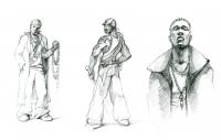 Главарь банды
