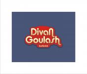 логотип для бара «Диван-гуляш»
