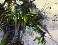 Бог болот и туманов