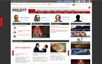 Brainity.ru — это первый в России информационно-деловой портал д