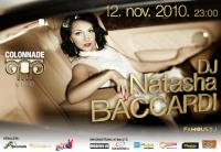 DJ Natasha Baccardi