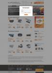 HTML верстка интернет магазина