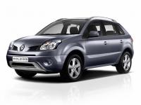 Обзорная статья про Renault Koleos