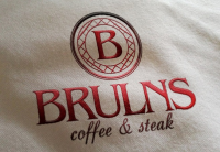 Лого для ресторана (участие в конкурсе)
