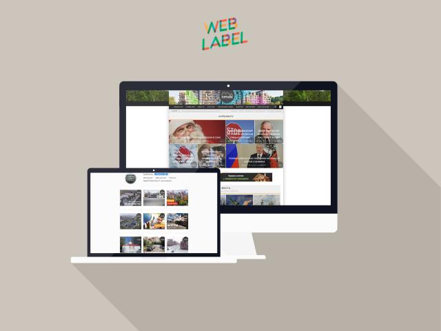 """Cайт для КУРКИНО """"под ключ"""", веб-дизайн, SMM и SEO продвижение."""