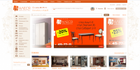 Интернет-магазин мебели Алеся