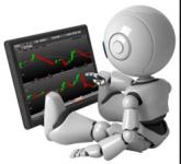 Применение торговых роботов на фондовой бирже