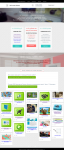 Сайт веб-студии Emisart