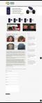 Лендинг на Joomla 2.5