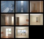 Визуализация квартир для сайта строительной компании