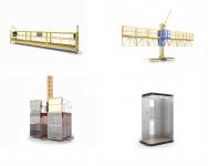 Визуализация строительной техники для сайта
