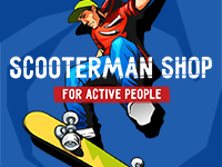 Scooterman shop