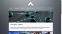 Сайт консалтинговой компании Авангард.Системс