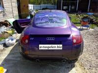 Арт тонировка автомобиля с изображением