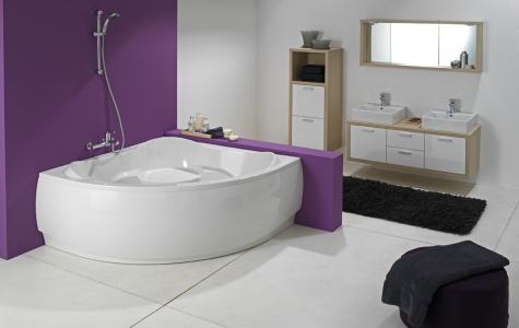 Оборудование для ванной комнаты. Текст на главную