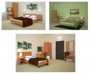 Визуализация гостиничных номеров для сайта, Россия