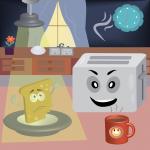 Приключение тостов