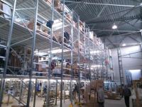 Логистический  Проект складского комплекса компании FMCG.