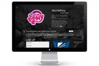 Сайт для команды