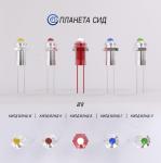 """Сигнальные индикаторы КИПД102МД компании """"Планета Сид"""""""