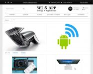 Интернет — магазин «Set-and-app»
