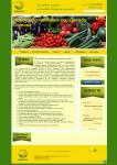 Дизайн интернет-магазина семян и саженцев
