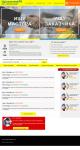 Дизайн сайта сервиса