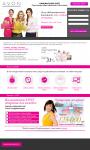Дизайн сайта торгового представителя