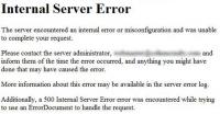 Не открывается сайт