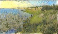 На реке Ешке