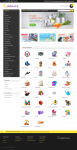 Магазин на 600000 товаров с синхронизацией по API