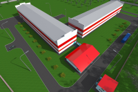 Завод по обработке цветных металлов