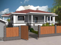 Рабочая документация на строительство жилого дома