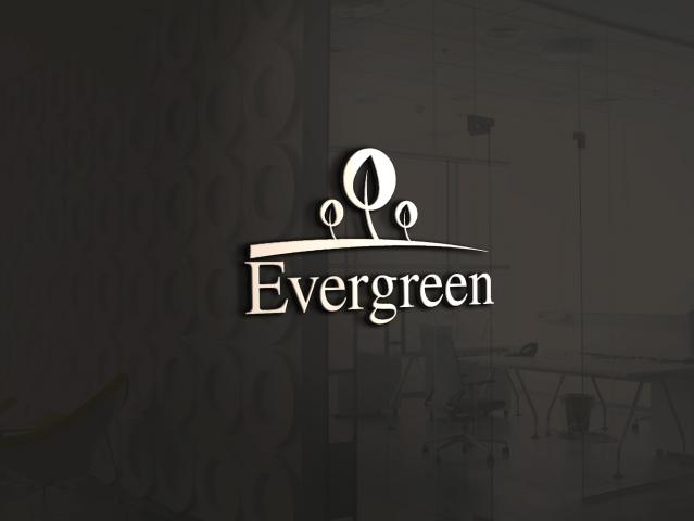 """Логотип для компании по ландшафтному поливу """"Evergreen"""""""