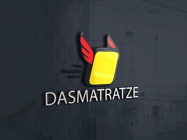 """Логотип для бренда матрасов """"Dasmatratze"""""""