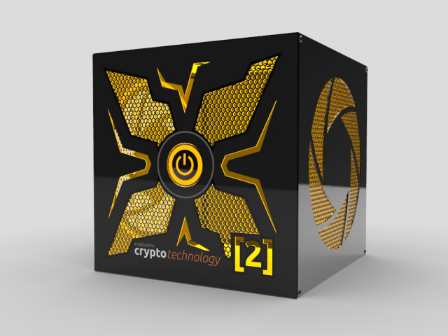 CashBox для майнинга (CryptoTechnology)