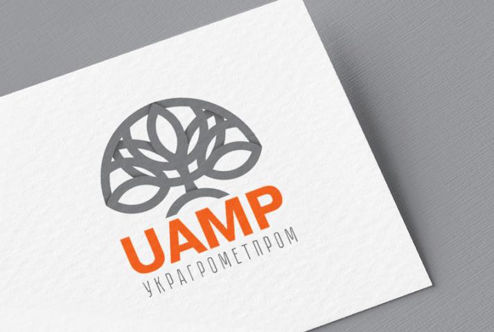 Конкурсный концепт логотипа для «Украгрометпром»