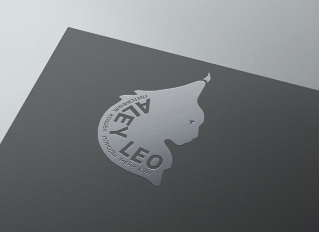 логотип питомника AleyLeo