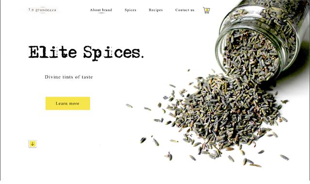 Elite Spices. Элитные специи