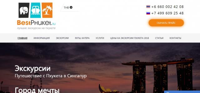 Разработка сайта на  Wordpress+SEO-настройка