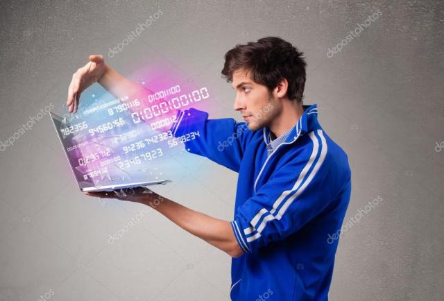 Сверх защищенный ноутбук