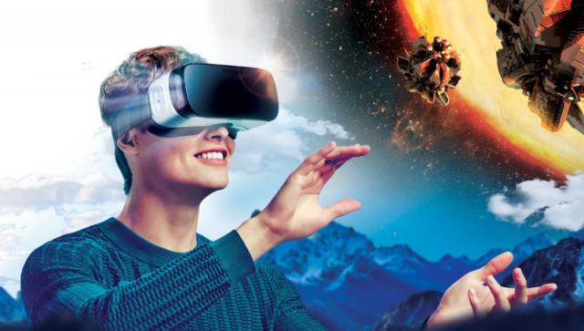 Поиск информации о продукции и российском рынке VR