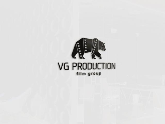 """Логотип для фильм-группы """"VG PRODUCTION"""""""
