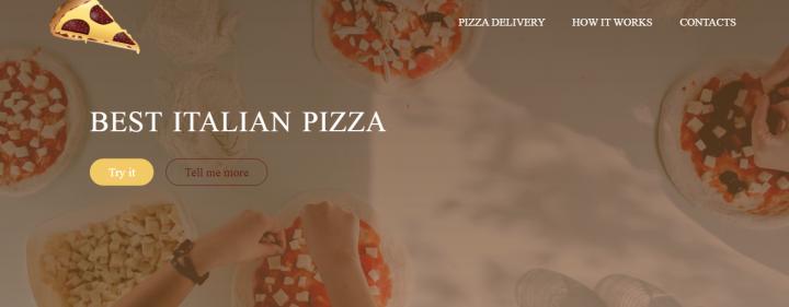 Landing Pizzeria